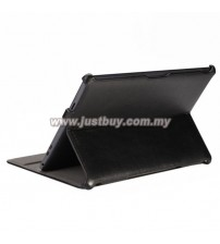 Asus Transformer Book T100TA Premium Leather Case - Black