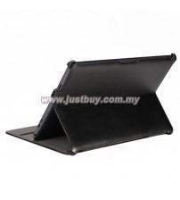 Asus Transformer Book T100TA Premium Leather Case - Black