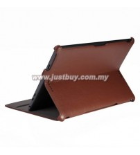 Asus Transformer Book T100TA Premium Leather Case - Brown