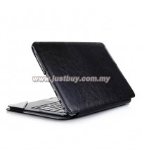 Asus Transformer Book T300 Chi Keyboard Protector Leather Case