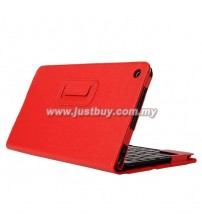 Asus Transformer Book T90 Chi PU Leather Case - Red