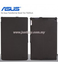 Asus Transformer Book Trio TX201LA Premium Leather Case - Black