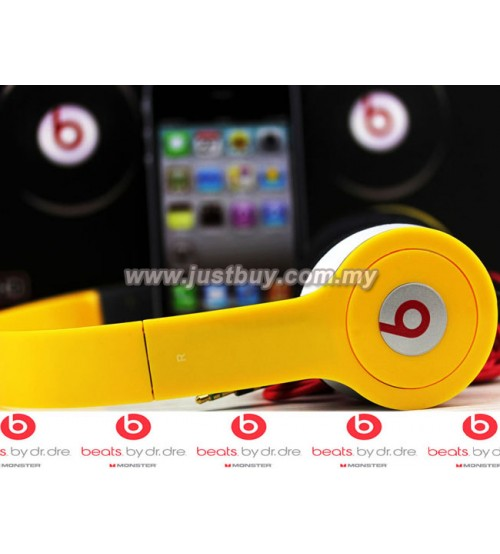 buy beats mini solo hd headphone yellow malaysia