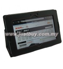 Blackberry Paybook Leather Case - Black