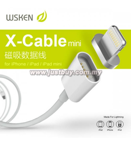 WSKEN Lightning Magnetic Fast Charging X-Cable Mini