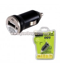Car Universal 5V-1A USB Charger
