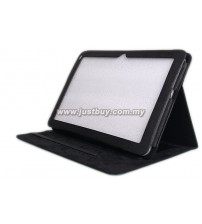 Dell Streak 10 Pro Leather Case - Black