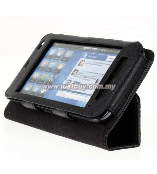Dell Streak 5 Leather Case - Black