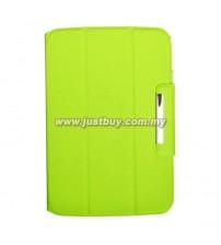 Google Nexus 10 Premium Book Case - Green