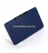 Google Nexus 7 Slim Book Cover Case - Blue