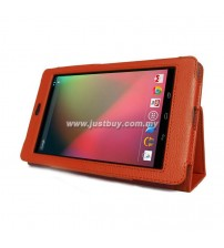 Google Nexus 7 Leather Case - Brown