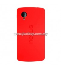 Google Nexus 5 Bumper Case - Red