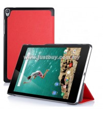 Google Nexus 9 Ultra Slim Case - Red