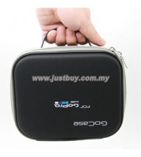 GoPro Hero 4 / 3+ / 3 / 2 Professional Storage Carry Case