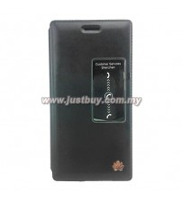 Huawei Ascend P7 Leather Flip Cover
