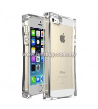 iPhone 5 / 5s AVOC Ice Cube Transparent Case - Crystal Clear