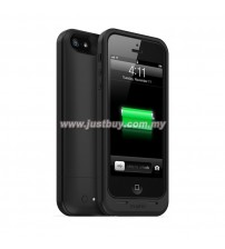 iPhone 5 Mophie Juice Pack Air External Battery Case - Black