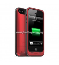 iPhone 5 Mophie Juice Pack Air External Battery Case - Red