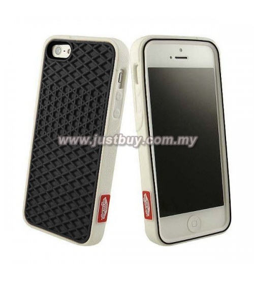 new product 4ae64 7416e Buy iPhone 5/5s Vans Waffle Sole Rubber Case - Black Malaysia