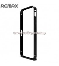 iPhone 5 / 5s Remax Metal Bumper - Black