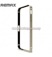 iPhone 5 / 5s Remax Metal Bumper - Gold
