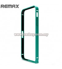 iPhone 5 / 5s Remax Metal Bumper - Green