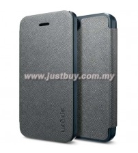 iPhone 5/5s SGP Ultra Flip Case - Black