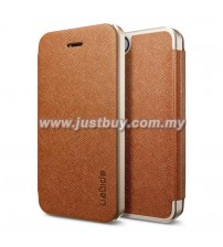 iPhone 5/5s SGP Ultra Flip Case - Brown