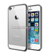 iPhone 5 / 5S Ultra Hybrid Case - Grey