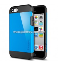 iPhone 5C SGP Tough Armor Case - Dodger Blue
