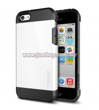 iPhone 5C SGP Tough Armor Case - Infinity White