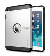 iPad Mini SGP Tough Armor Case - Satin Silver