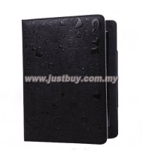 iPad Mini Cute Skin Leather Case - Black