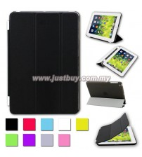 iPad Mini Smart Case With Back Cover - Black