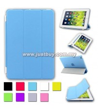 iPad Mini Smart Case With Back Cover - Blue