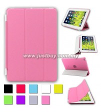 iPad Mini Smart Case With Back Cover - Pink