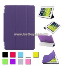 iPad Mini Smart Case With Back Cover - Purple