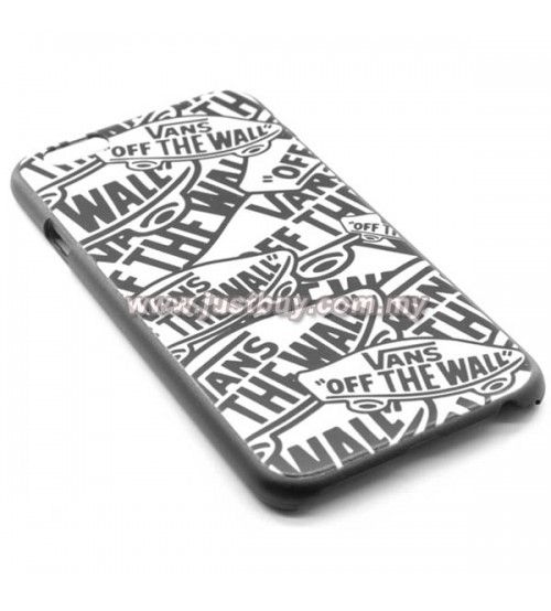iPhone 6 Plus Color Priting Hard Case - Vans