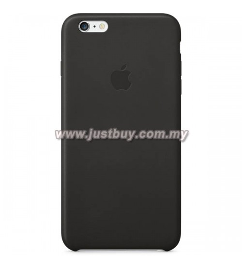 iPhone 6 Plus OEM Leather Case - Black