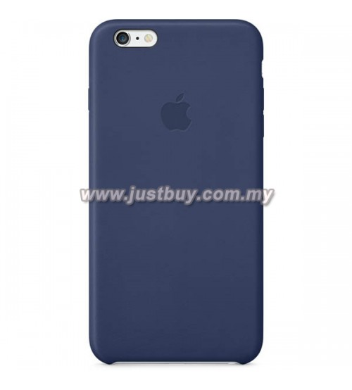iPhone 6 Plus OEM Leather Case - Blue