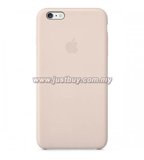iPhone 6 Plus OEM Leather Case - Pink