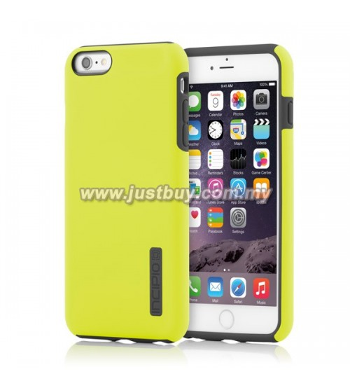 iPhone 6 INCIPIO DUALPRO Hard Shell Absorbing Core Case - Green