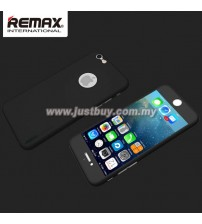 iPhone 6 Plus REMAX 0.3mm Slim Skin Tempered Glass - Black
