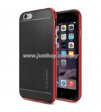 iPhone 6 Neo Hybrid Case - Dante Red