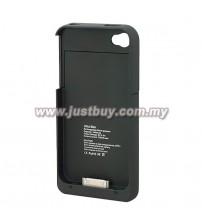 iPhone 4/4s 1900mAh External Battery Case - Black