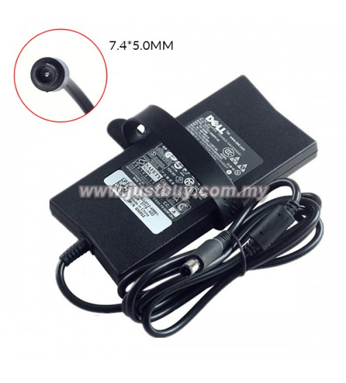 Dell 19.5V 4.62A 90W AC Laptop Adapter Charger (7.4*5.0mm)