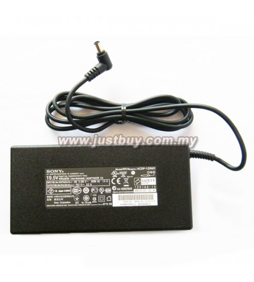 Sony TV ACDP-120N02 19.5V 6.2A 120W Adapter Charger