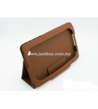 Lenovo IdeaPad A1 Leather Case - Brown