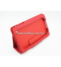 Lenovo IdeaPad A1 Leather Case - Red