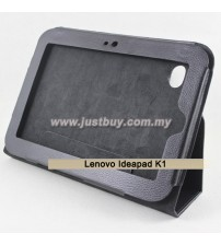 Lenovo IdeaPad K1 Leather Case - Black